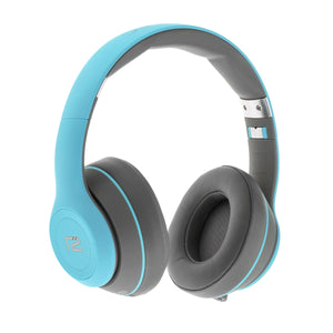 Blue Rival Headphones