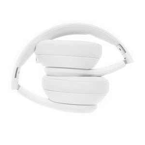 Rival White Headphones folded