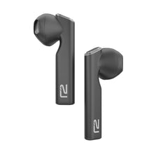 In ear Chronos headphones black ear pieces.