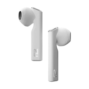 White in ear Chronos headphones ear pieces
