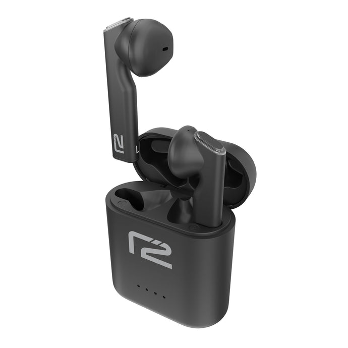 In ear Chronos headphones black