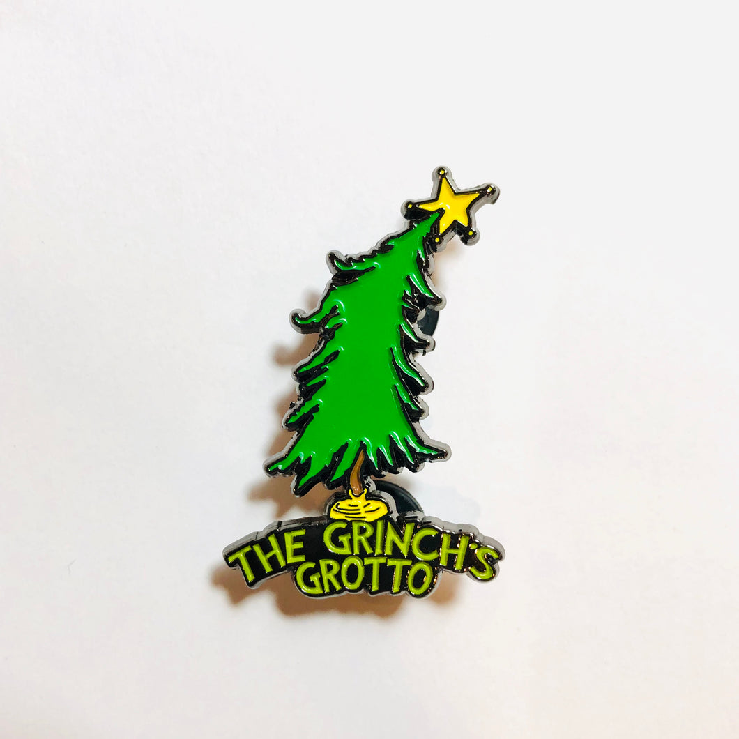 Who-Ville Tree Pin