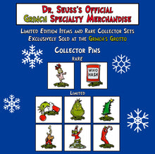 Load image into Gallery viewer, The Grinch Ornament Pin