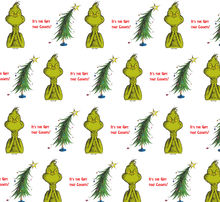 Load image into Gallery viewer, The Grinch Holiday Wrapping Paper