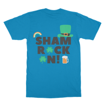 Load image into Gallery viewer, Sham Rock On Be Yourself Classic T-Shirt