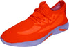 Men's Orange Running Shoes . - Click  Mart
