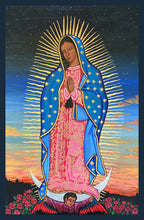 Load image into Gallery viewer, Our Lady of Guadalupe Prayer Candle