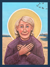 Load image into Gallery viewer, Mary Oliver Prayer Candle