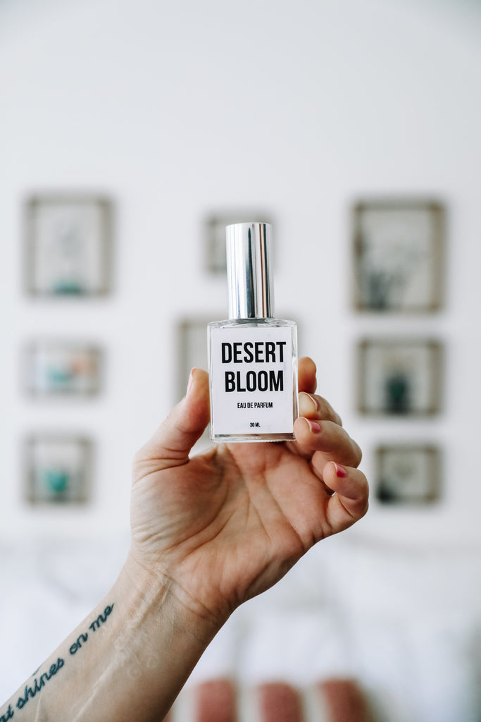 Personal Fragrance for Social Good
