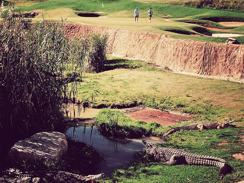 The Lost City at Sun City Golf Course