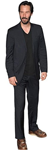 Keanu Reeves Mini Cutout