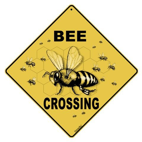 CROSSWALKS Bee Crossing 12