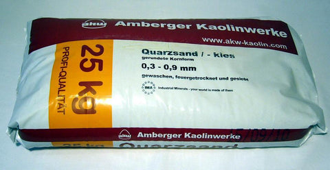 Quarzsand 0,3-0,9 mm