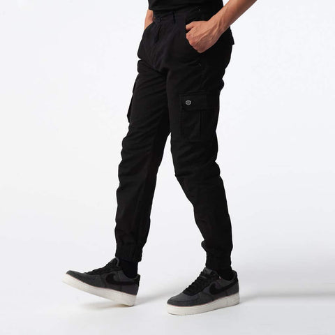 Dolly Noire - Cargo Ripstop Black SH57