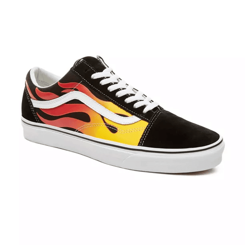 Vans - Flame Old Skool