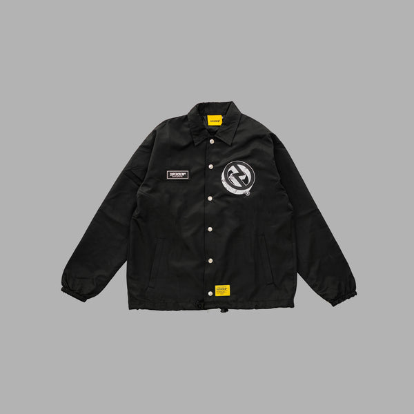 MONOCHROME ICONIC COACH JACKET (LAST 1)