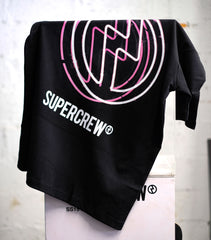 ICONIC NEON LOGO TEE (PINK PRINTED VERSION)