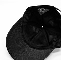 CORNETTO X SUPERCREW DAD CAP (HOJICHA BLACK)