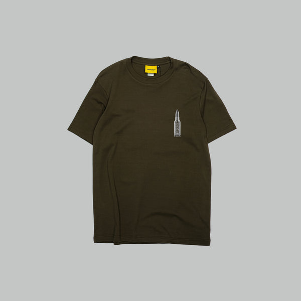 E&DP BULLET TEE (OLIVE)