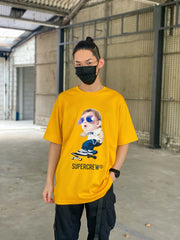 CKDC SKATER BOY (YELLOW