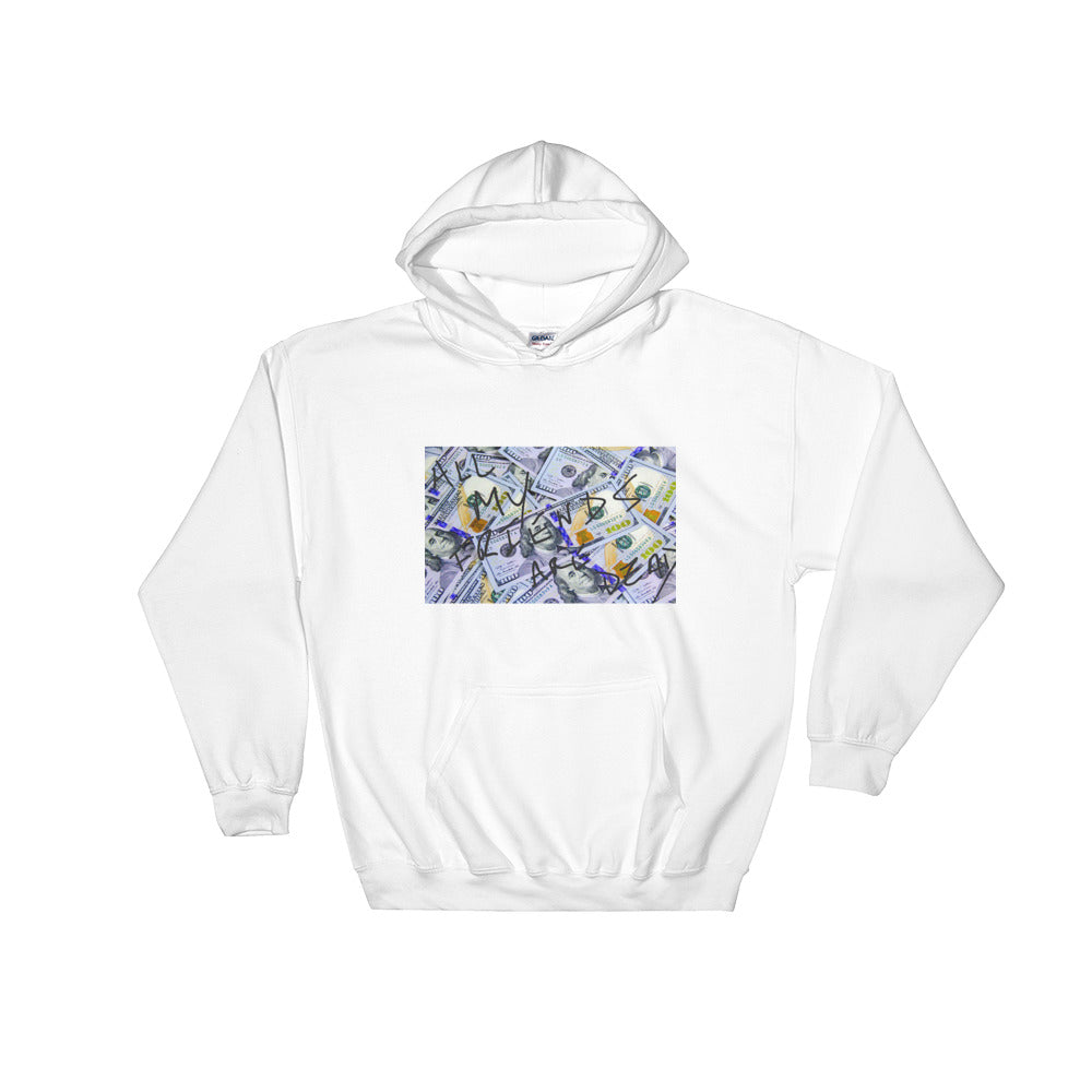 All My Friends Are Dead Hoodie