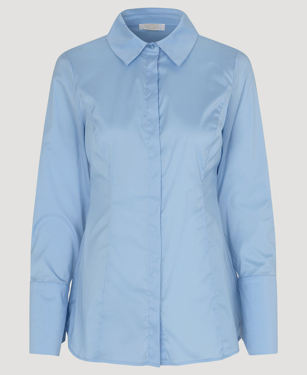 Alia Shirt Blue Sky
