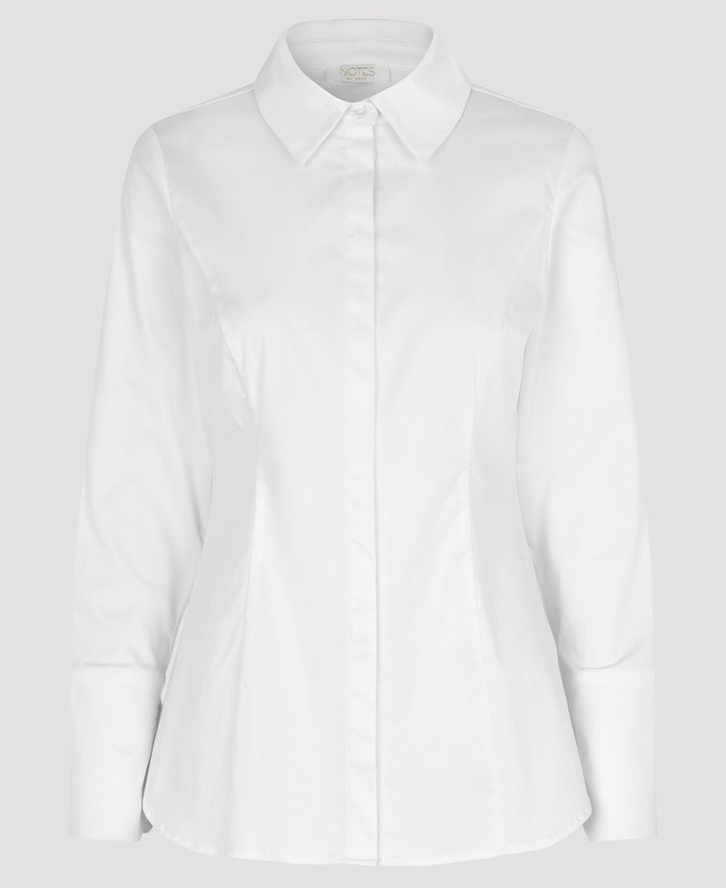 Alia Shirt White