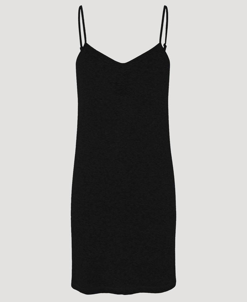 Bea Slip Dress Noir