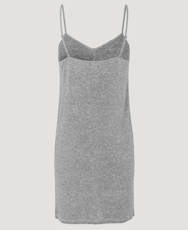 Bea Slip Dress Grey