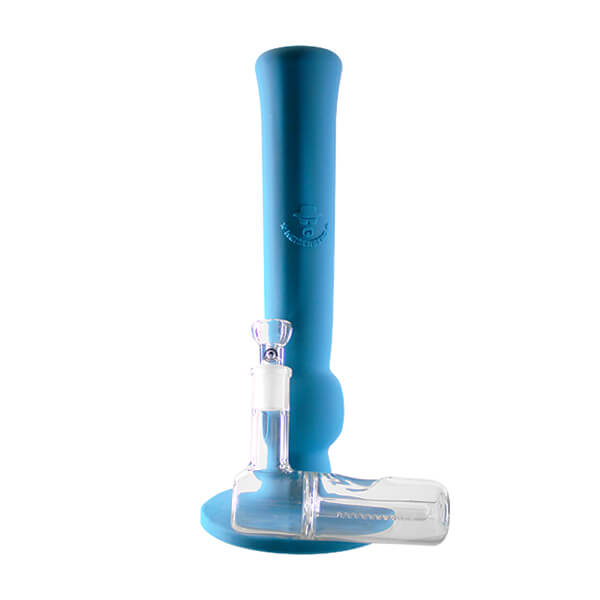 Heisenberg Inline Waterpipe with Silicone