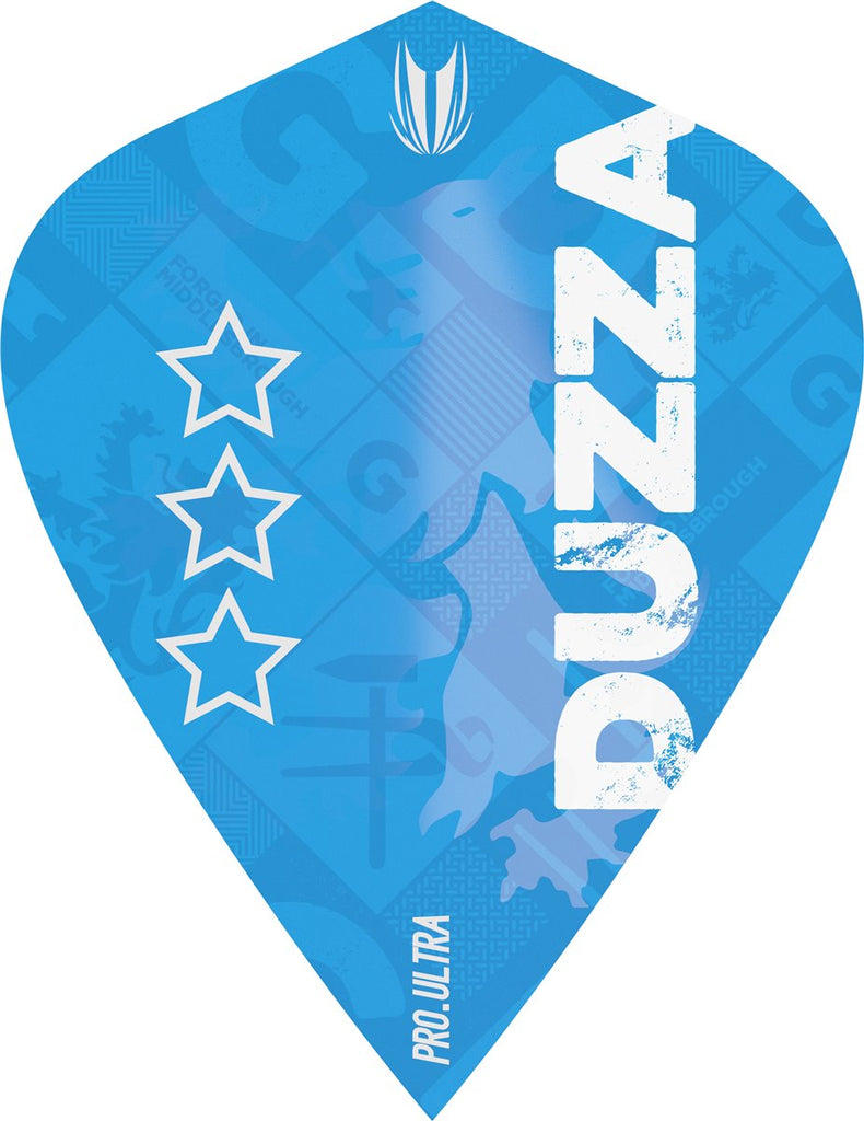 "Target - Pro Ultra Flights Kite - Glen ""Duzza"" Durrant 2021 Flights"