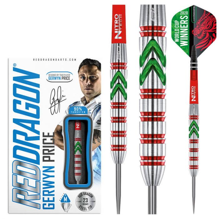 Red Dragon - Gerwyn Price World Cup Winning Special Edition