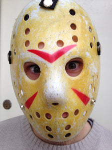 Friday 13th Hockey Horror Mask - Jason Voorhees Style