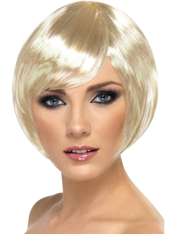 Babe Wig - Blonde - China Doll Bob