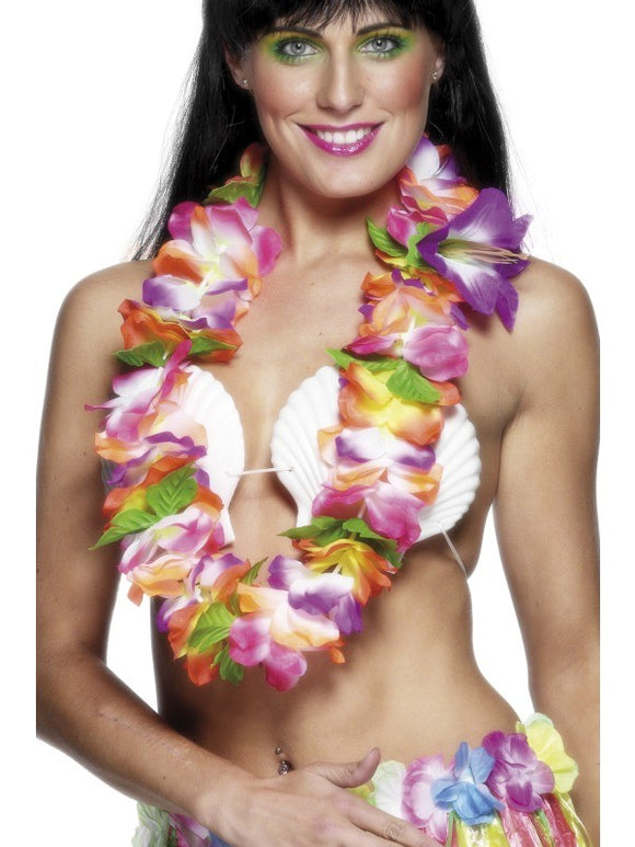Deluxe Hawaiian Lei - Flower Necklace