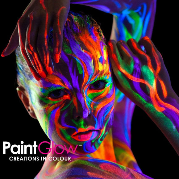 Glow in the Dark & UV Face & Body Paint