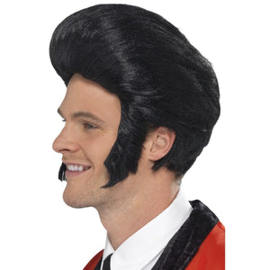 50's Quiff King Wig - Elvis/Teddy Boy style