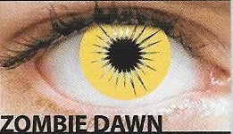 Zombie Dawn - 1 Day Lenses