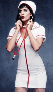No Nonsense Nurse Costume