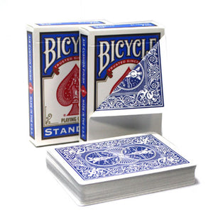 Gaff Deck - Blank Faces Bicycle Cards