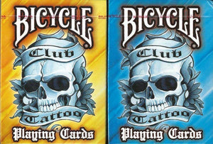 Bicycle Cards - Club Tattoo Special Edition