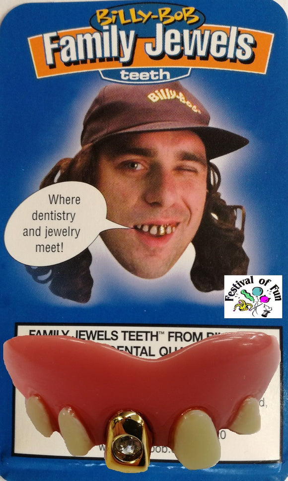 Billy Bob Teeth - Family Jewels