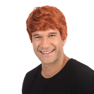 Short Male Wig - Ginger
