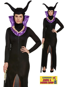 Evil Maleficent Queen Costume