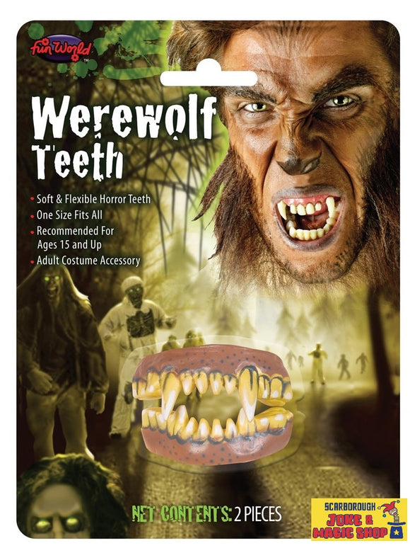 Werewolf Teeth - Fangs