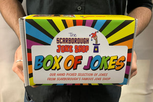 Custom Box of Jokes Section of 10 Jokes