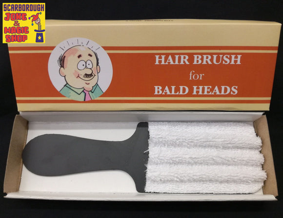 Bald Head Brush