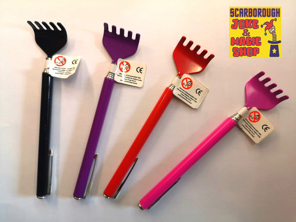 Extendable Metal Back Scratcher 50cm
