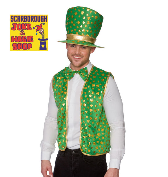 Leprechaun Costume - St Patrick's Day Kit