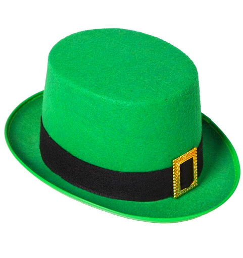 Green Top Hat - Leprechaun - St Patrick's Day